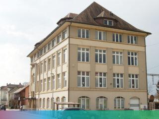 Starke Präsenz und Kundennähe - KAPAG neu auch in Bern.