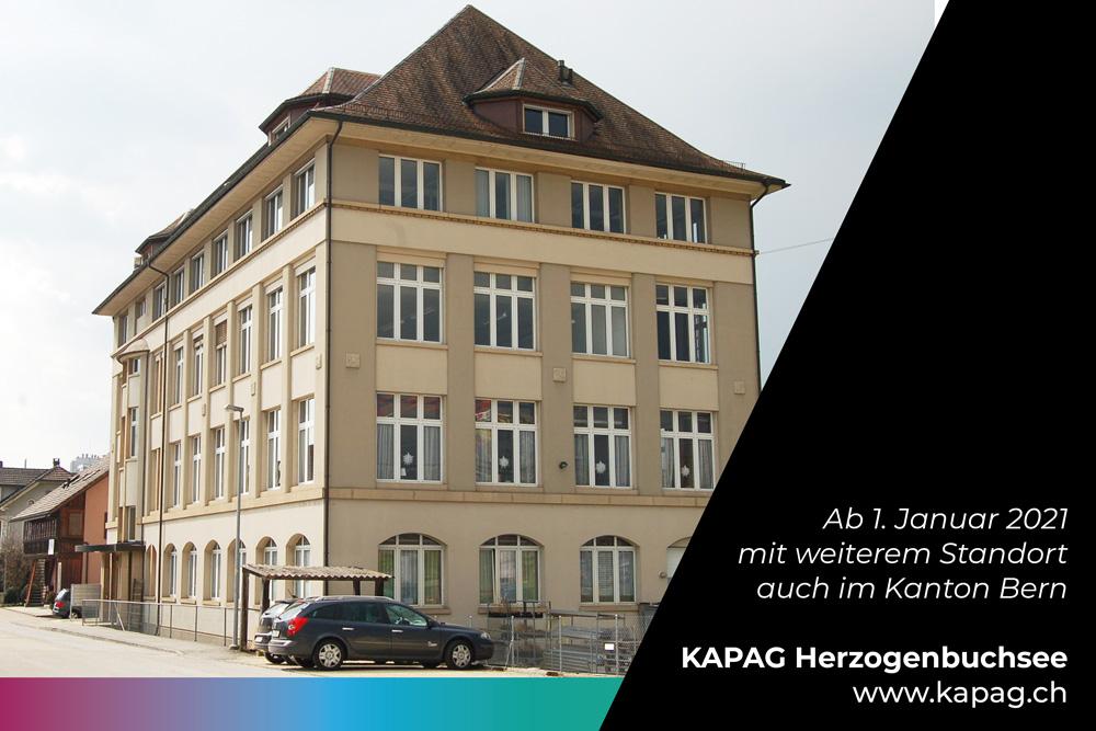 KAPAG in Bern, Herzogenbuchsee